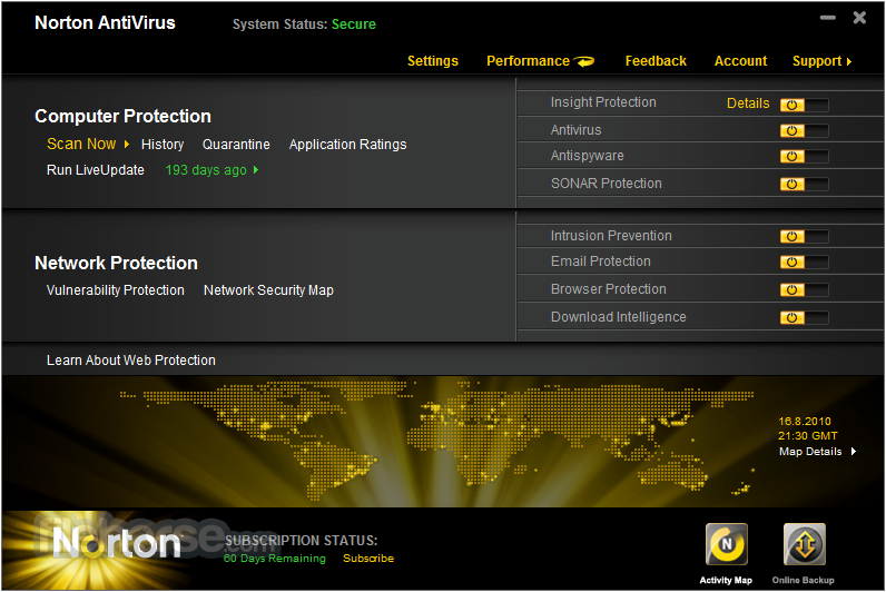 15% Off Norton AntiVirus 2013