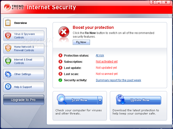 Trend Micro Internet Security 2010 (PC cillin)