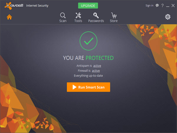 50% OFF – Avast Internet Security 2016 Screenshots 1
