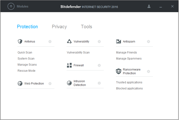 Bitdefender Internet Security 2016 – 50% OFF Screenshots 4