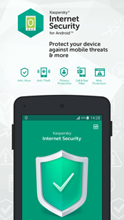 Kaspersky Internet Security for Android Screenshots 2