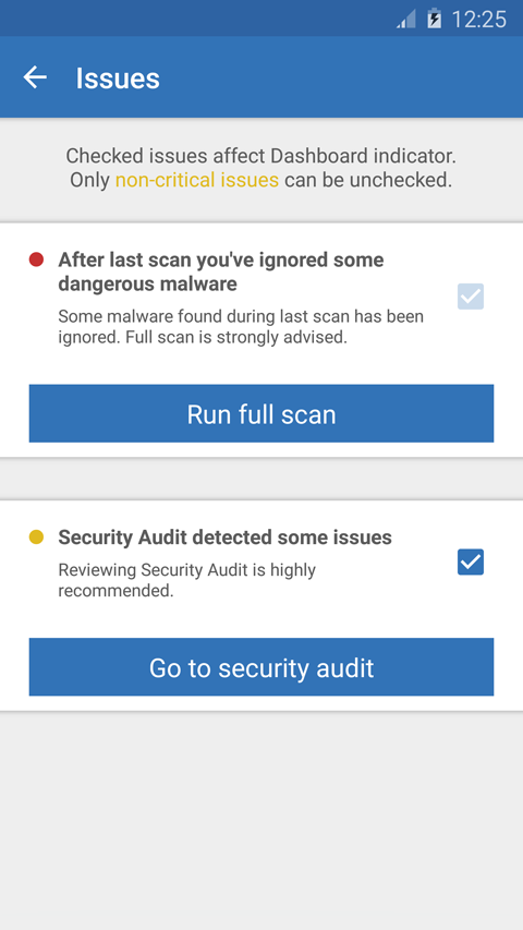 Malwarebytes Anti-Malware Mobile Screenshots 6