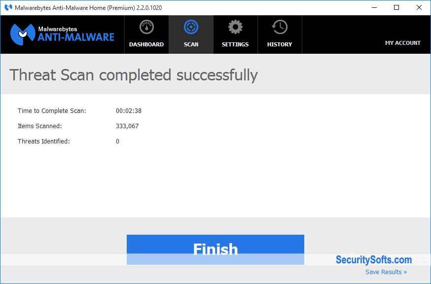 Malwarebytes Anti-Malware Premium Screenshots 4