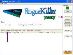 RogueKiller – 64 bit Screenshots 1