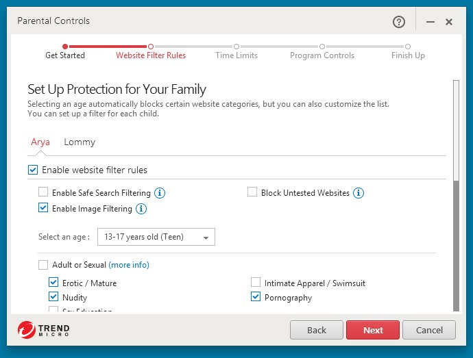 Trend Micro Internet Security 10 – Save 40% Screenshots 2