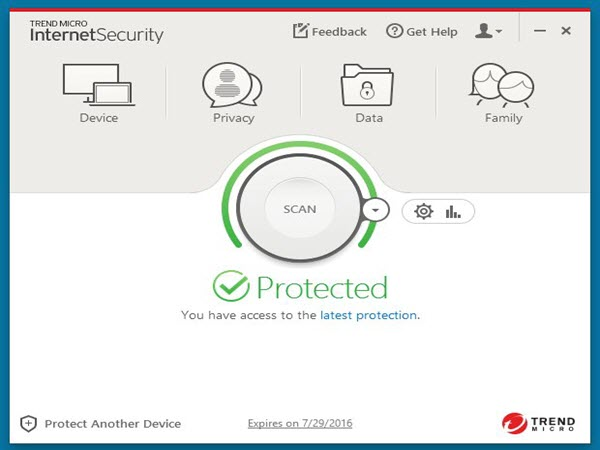Trend Micro Internet Security 10 – Save 40% Screenshots 1