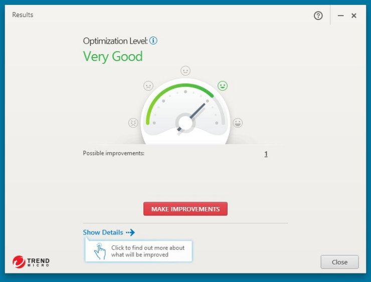 Trend Micro Internet Security 10 – Save 40% Screenshots 5