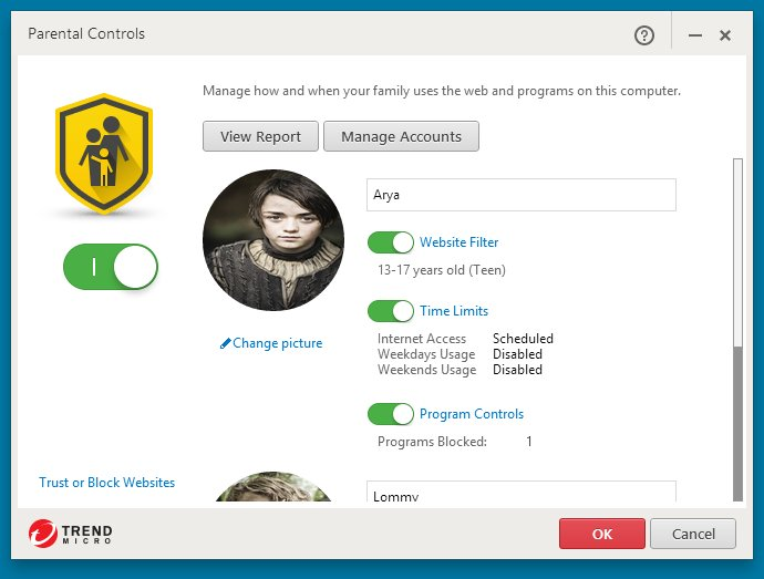 Trend Micro Internet Security 10 – Save 40% Screenshots 6