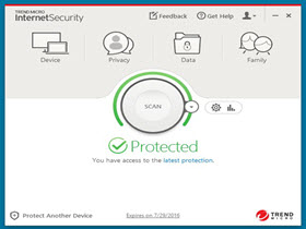 Trend Micro Internet Security 10 – Save 40%