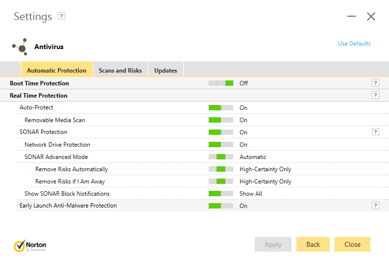 Norton Security Deluxe – 50% Discount Screenshots 2