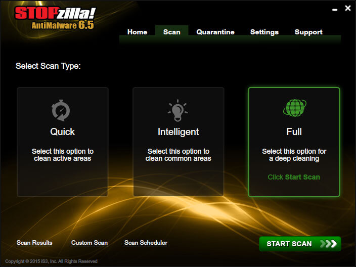 STOPzilla AntiMalware Screenshots 3