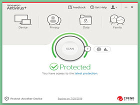 Trend Micro Antivirus Plus Security 10