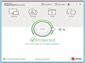 Trend Micro Maximum Security 10 – Save 55%
