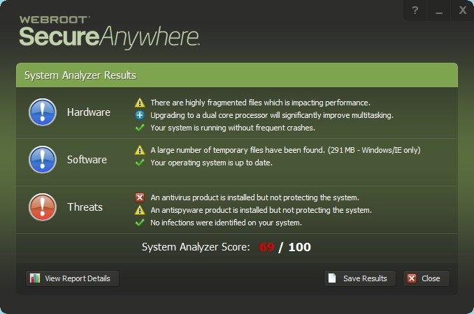 Webroot SecureAnywhere Internet Security Complete – $50 OFF Screenshots 10