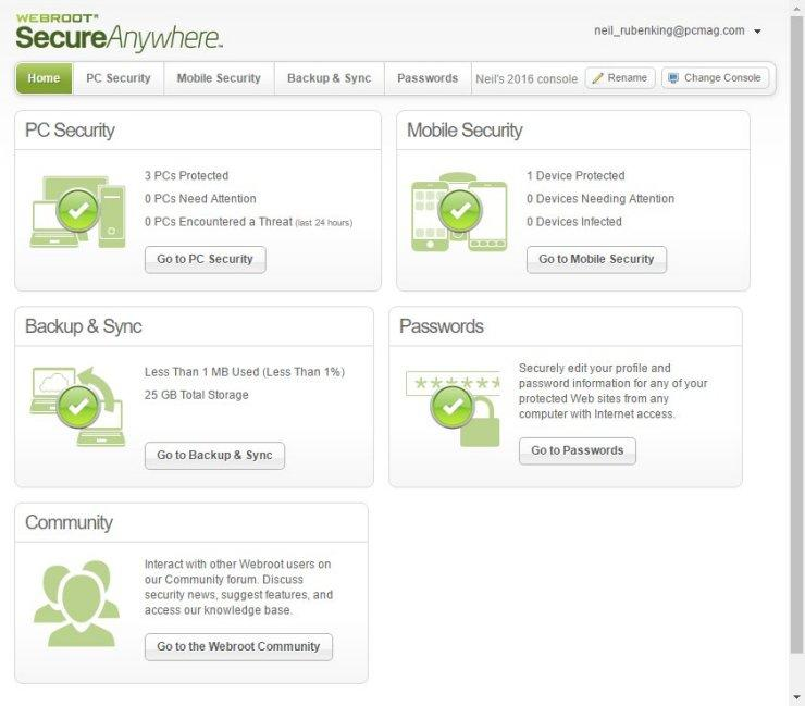 Webroot SecureAnywhere Internet Security Complete – $50 OFF Screenshots 2