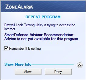 ZoneAlarm FREE FIREWALL 2016 Screenshots 4